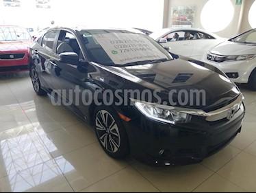 Foto venta Auto usado Honda Civic Turbo Plus Aut (2018) color Negro precio $350,000