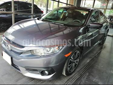 Foto venta Auto usado Honda Civic Turbo Plus Aut (2018) color Acero precio $356,000