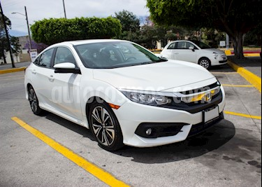 Foto venta Auto usado Honda Civic Turbo Plus Aut (2016) color Blanco precio $310,000
