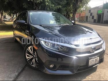 Foto venta Auto Seminuevo Honda Civic Turbo Plus Aut (2016) color Azul precio $318,000