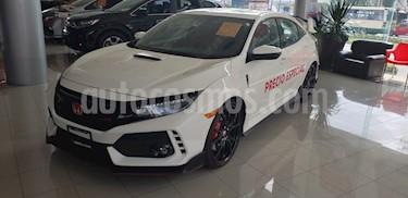 Honda Civic Type R usado (2017) color Blanco precio $640,000
