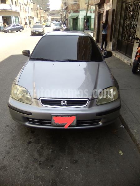 Honda Civic Crx L4,1.6i,16v S 2 1 usado (1999) color Gris precio u$s200