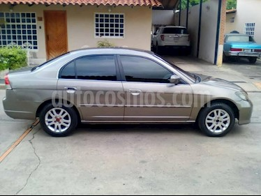 Honda Civic Emotion LXS 1.8L usado (2006) color Bronce precio u$s2.000