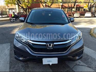 Honda CR-V - usado (2016) color Gris Oscuro precio $1.280.000