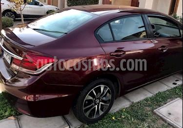 Honda CR-V 1.5L EXT Aut  usado (2014) color Rojo precio $8.500.000