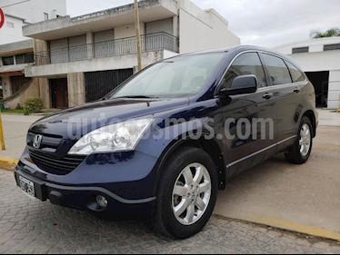 Foto venta Auto usado Honda CR-V 2.4 EXL Aut (2008) color Azul precio $350.000