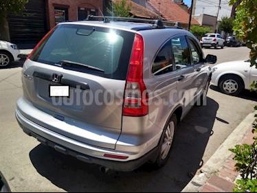 Foto venta Auto usado Honda CR-V 2.4 EXL Aut (2011) color Gris Claro precio $435.000