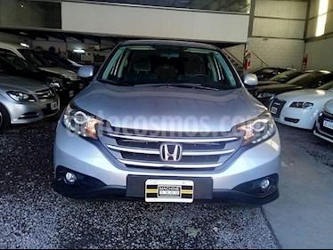 Foto venta Auto Usado Honda CR-V 2.4 EXL Aut (2015) color Gris Claro precio $850.000