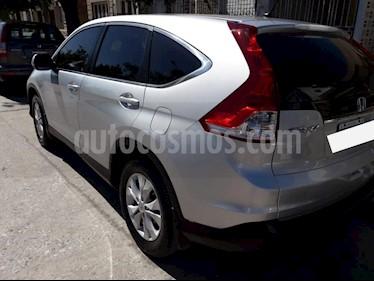 Foto venta Auto usado Honda CR-V 2.4 EXL Aut (2013) color Gris Claro precio $890.000