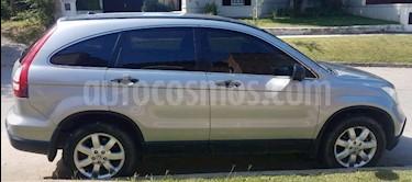Foto venta Auto usado Honda CR-V 2.4 EXL Aut (2008) color Gris Claro precio $395.000