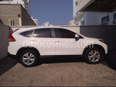 Honda CR-V 2.4L City Plus usado (2014) color Blanco precio $65.000.000