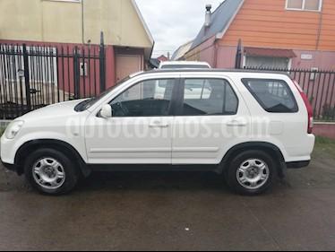 Foto venta Auto usado Honda CR-V 2.4L EXL 4x4 Aut (2007) color Blanco precio $4.000.000