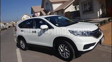 Honda CR-V 2.4L LX 4x2 Aut usado (2016) color Blanco precio $11.300.000