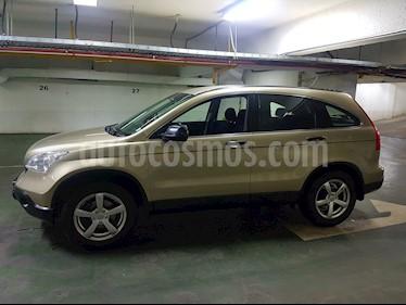 Foto venta Auto Usado Honda CR-V 2.4L LX 4x2 Aut (2009) color Cafe precio $5.600.000
