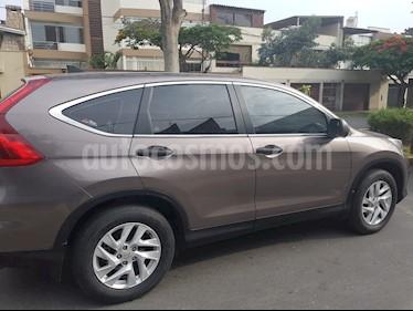 Foto venta Auto usado Honda CR-V 2.4L LX (2015) color Bronce precio u$s19,500