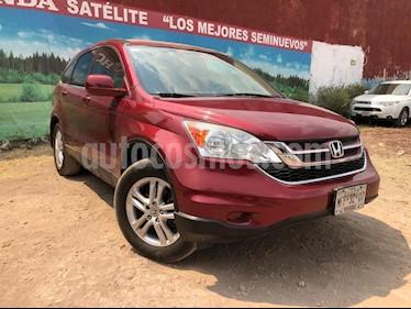 Foto venta Auto usado Honda CR-V 5p EX Aut 4x4 A/A E/E ABS CD B/A (2010) color Rojo precio $175,000