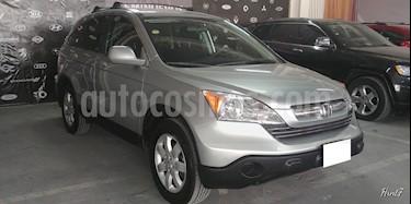 Foto venta Auto usado Honda CR-V 5p EX Aut 4x4 A/A E/E ABS CD B/A (2009) color Plata precio $165,000
