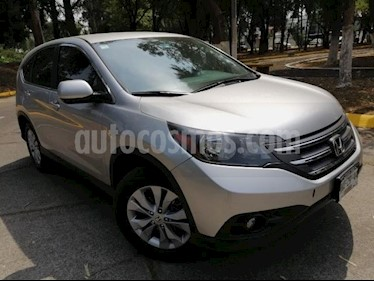 Foto venta Auto usado Honda CR-V 5p EX L4/2.4 Aut (2013) color Rojo precio $225,000