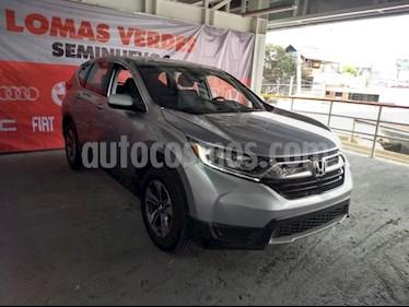 Foto Honda CR-V 5p EX L4/2.4 Aut usado (2019) color Plata precio $415,055