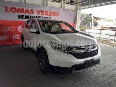 Foto Honda CR-V 5p EX L4/2.4 Aut usado (2019) color Blanco precio $410,900