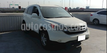 Foto venta Auto usado Honda CR-V 5p EX L4/2.4 Aut (2011) color Blanco precio $179,000