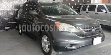 Foto venta Auto usado Honda CR-V 5p EX L4/2.4 Aut (2011) color Gris precio $175,000