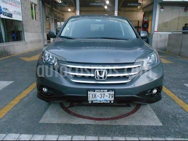 Foto venta Auto usado Honda CR-V 5p EX L4/2.4 Aut (2012) color Gris precio $220,000