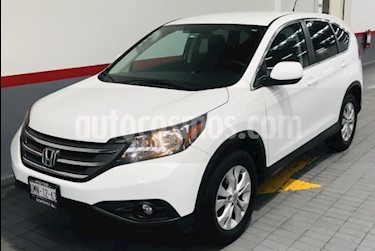 Foto venta Auto usado Honda CR-V 5p EX L4/2.4 Aut (2014) color Blanco precio $235,000