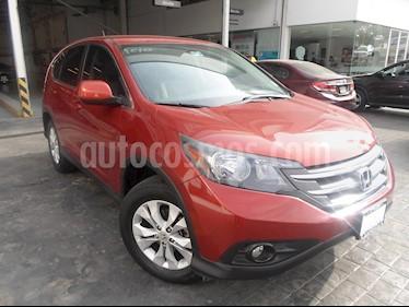 Foto venta Auto usado Honda CR-V 5p EX L4/2.4 Aut (2014) color Rojo precio $260,000