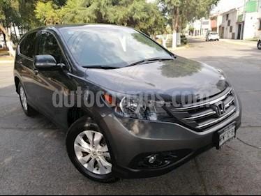 Foto venta Auto usado Honda CR-V 5p EX L4/2.4 Aut (2014) color Plata precio $239,000