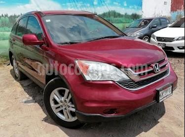 foto Honda CR-V 5p EX L4/2.4 Aut usado (2011) color Rojo precio $169,000