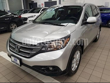Foto venta Auto usado Honda CR-V 5p EX L4/2.4 Aut (2014) color Plata precio $219,000