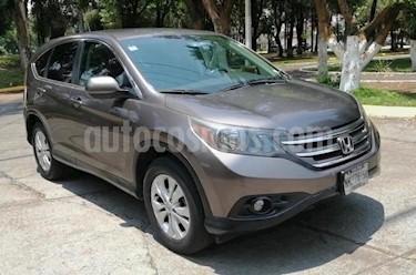 Foto venta Auto usado Honda CR-V 5p EX L4/2.4 Aut (2012) color Gris precio $179,000