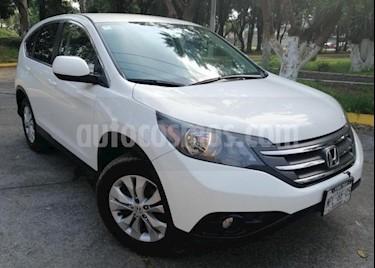 Foto venta Auto usado Honda CR-V 5p EX L4/2.4 Aut (2013) color Blanco precio $199,500