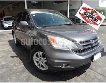 Foto venta Auto usado Honda CR-V 5p EXL Aut 4x4 A/A E/E ABS CD B/A Q/C (2010) color Gris precio $183,000