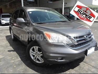 Foto venta Auto usado Honda CR-V 5p EXL Aut 4x4 A/A E/E ABS CD B/A Q/C (2010) color Gris precio $173,000