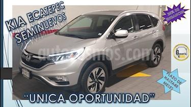 Foto venta Auto usado Honda CR-V 5p EXL L4/2.4 Aut 4WD (2015) color Plata precio $309,000