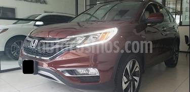 Honda CR-V 5p EXL L4/2.4 Aut 4WD usado (2016) color Rojo precio $338,000
