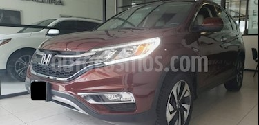 Foto Honda CR-V 5p EXL L4/2.4 Aut 4WD usado (2016) color Rojo precio $354,000
