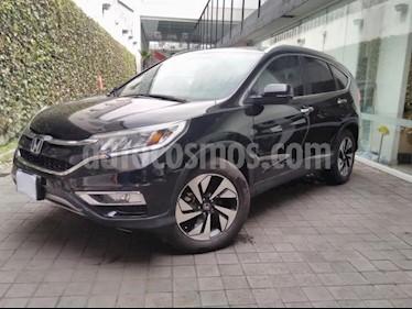 Honda CR-V 5p EXL L4/2.4 Aut 4WD usado (2016) color Negro precio $315,000