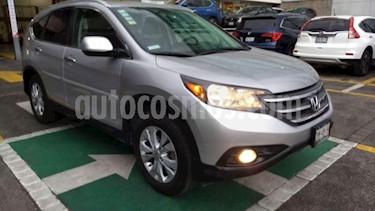 Foto venta Auto usado Honda CR-V 5p EXL L4/2.4 Aut 4WD (2014) color Plata precio $260,000