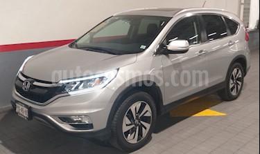 Foto venta Auto usado Honda CR-V 5p EXL L4/2.4 Aut 4WD (2015) color Plata precio $319,000
