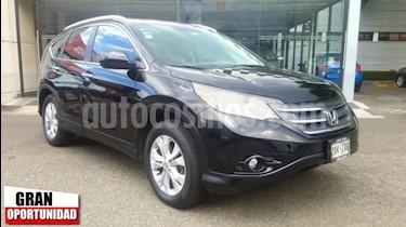 foto Honda CR-V 5p EXL L4/2.4 Aut Navi usado (2013) color Negro precio $205,000