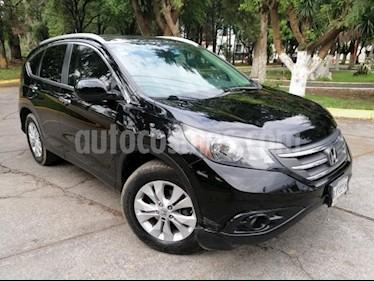 Foto venta Auto usado Honda CR-V 5p EXL L4/2.4 Aut Navi (2012) color Negro precio $175,000