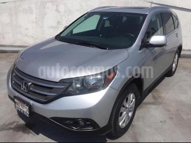 Foto venta Auto usado Honda CR-V 5p EXL L4/2.4 Aut (2013) color Plata precio $215,000