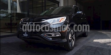 Honda CR-V 5p EXL L4/2.4 Aut usado (2016) color Negro precio $349,000