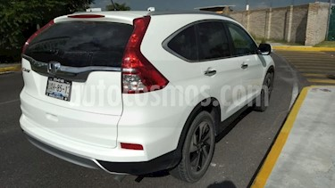 Foto venta Auto usado Honda CR-V 5p EXL L4/2.4 Aut (2016) color Blanco precio $330,000