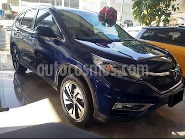 Honda CR-V 5p EXL L4/2.4 Aut usado (2016) color Azul Marino precio $329,000