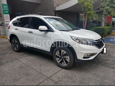 Foto Honda CR-V 5p EXL L4/2.4 Aut usado (2016) color Blanco precio $339,000