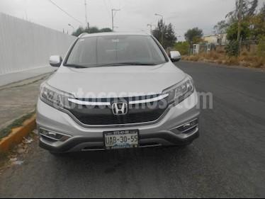 Foto venta Auto usado Honda CR-V 5p EXL L4/2.4 Aut (2015) color Plata precio $300,000